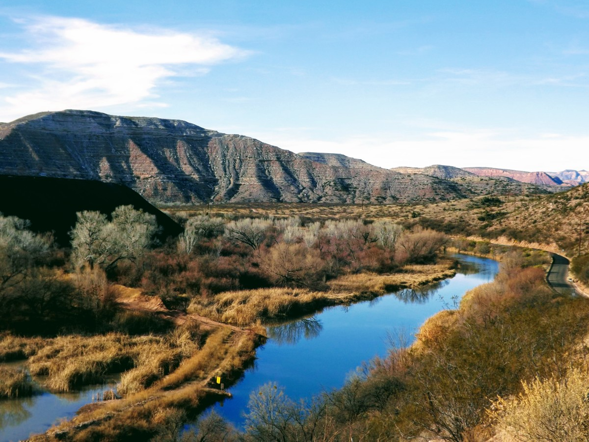 Wild and Scenic Verde River begs to be explored