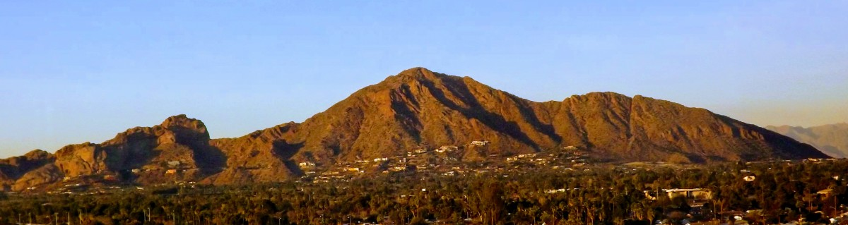 Camelback Mountain likely Arizona's most popular
