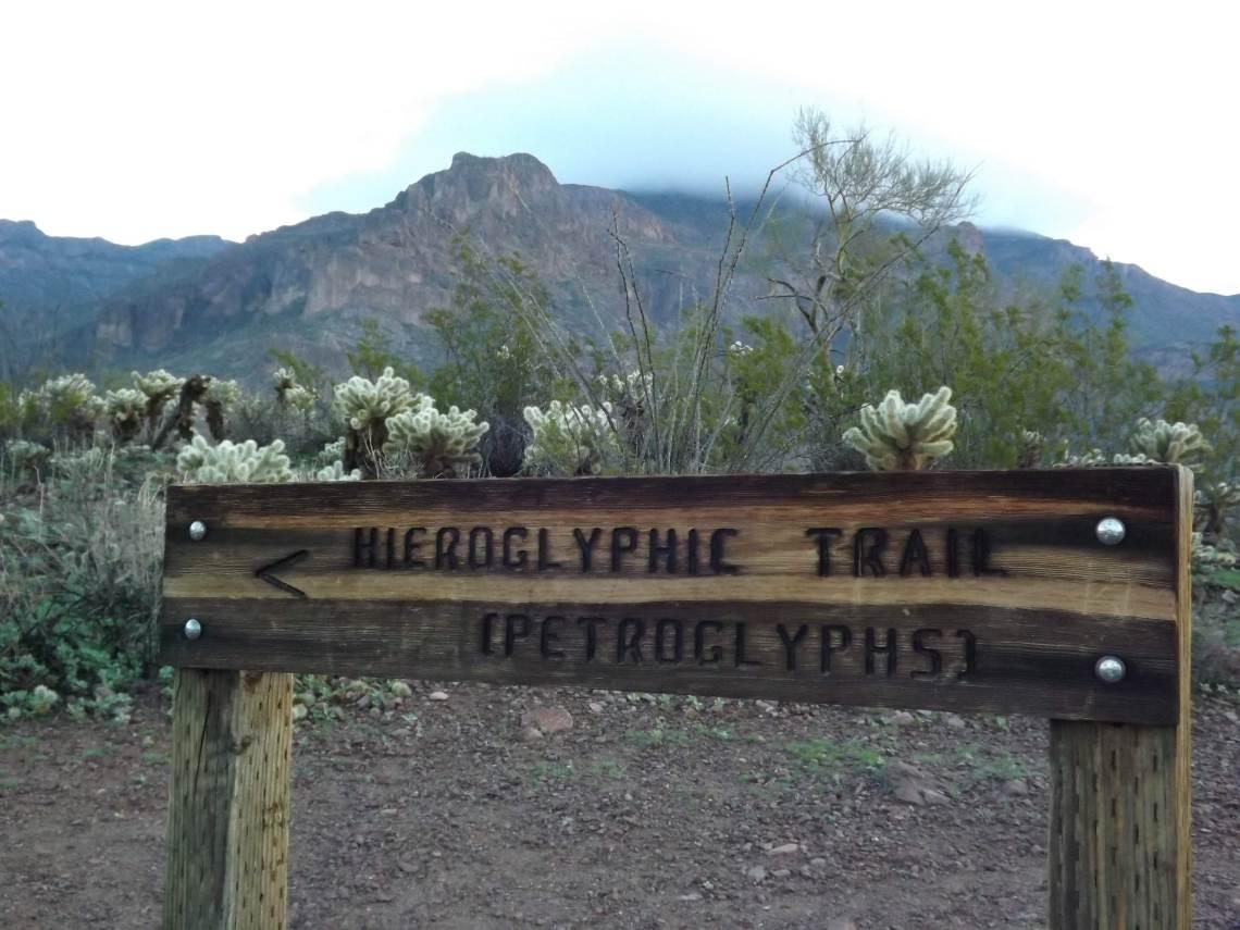 AZ-Wonders-Gold-Canyon-Hieroglyphic-Trail-Sign